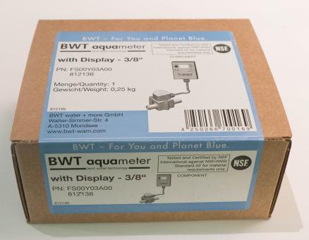 BWT Aquameter