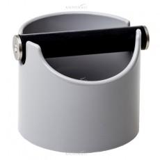 JoeFrex Abschlagbehälter Grau