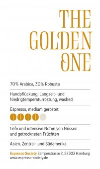 The Golden One 250g - ausverkauft